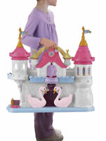 Fisher-Price Precious Places Swan Palace and pony palace stable