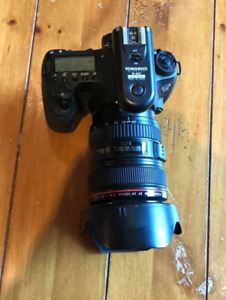 Used Canon 6D, Canon 24-105mm L, 85mm 1.8 Canon lens for Sale!!!