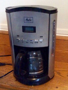 Melitta 12-Cup Thermal Electric Coffee Maker