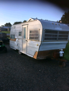 Wanted travel trailer for free