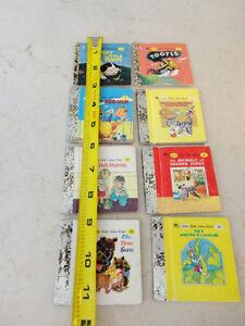 """Set of 8 Vintage 60-80's """"Little Golden Books"""" Set Great Shape Kitchener / Waterloo Kitchener Area image 3"""