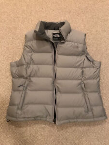 25c8842489ed Ladies North Face Nuptse Vest Size XXL-great for spring