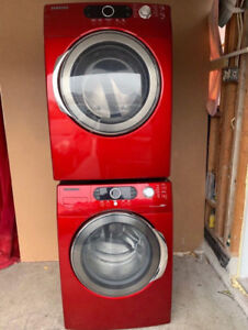 Samsung 27 inch Washer And Dryer For Sale