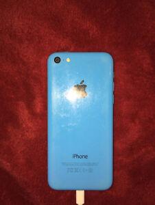 BELL Iphone 5c Blue, 16GB