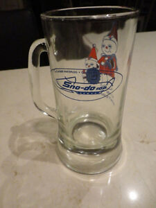2 Vintage Glass Steins and A Petro Canada Vintage Whiskey Glass Kitchener / Waterloo Kitchener Area image 3
