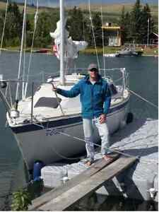 27ft O'day 272