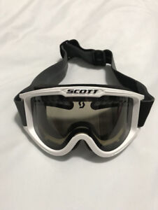 Scott Ski Goggles for sale