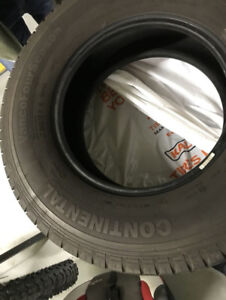 Continental Tires - Van or Small Truck