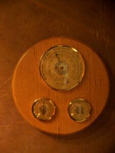Baromaster French Barometer set