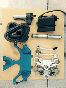 BMW K100 Parts as per pictures