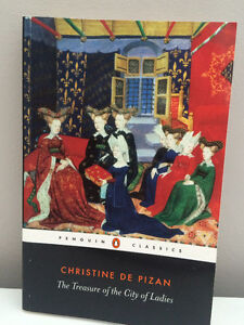 The Treasure of the City of Ladies - Christine de Pizan