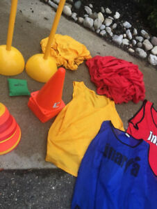 Soccer Practice EQUIPMENT - Indoor / Outdoor