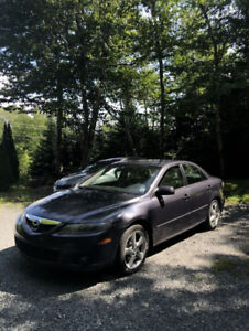 2007 Mazda 6 GS Sedan - Great condition