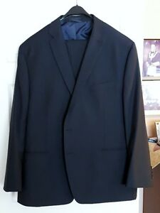 All wool men's suits