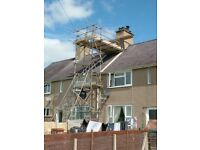 Chimney Removal and demolition of chimneys on residential houses