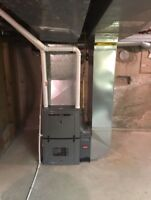 Gas Fired Furnace Installation, Repair and Maintenance