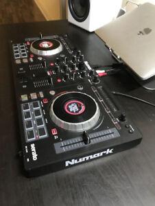 Numark Mixtrack Platinum DJ controller for sale