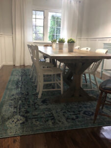 Custom farmhouse / harvest tables