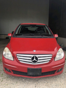 2006 Mercedes-Benz B200 NO ACCIDENTS 1 OWNER NEW TIRES + BRAKES