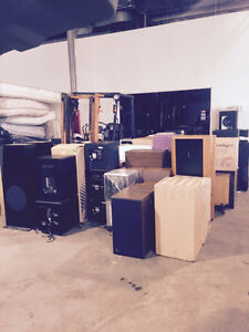 VINTAGE SPEAKERS ,AMPLIFIERS ,ANY CONDITION Sarnia Sarnia Area image 6