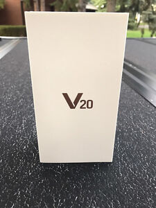 BNIB Sealed LG V20 in Titan Grey Unlocked H915