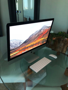 "Apple iMac 27"". 3.5 GHz Intel Core i7. 16GB RAM  (Late 2013)"