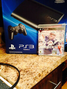 Console PS3  Madden 17