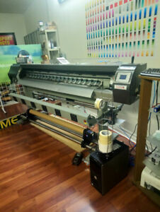 Signs & Printing Equipment for Sale
