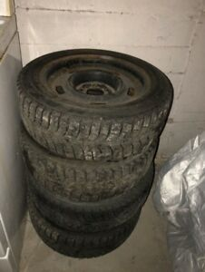 winter tires 185/60 R15