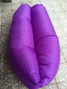 Inflatable and Portable Outdoor Sofa Bag