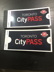 2 City Pass Royal Ontario Museum for $15 valid until June 18