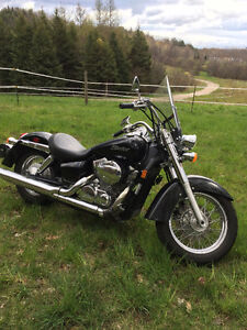2007 Honda Shadow Aero 750
