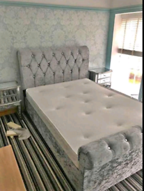 MONACO, SLEIGH and DIVAN Bed sets for sale with FREE DELIVERY