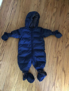 Baby Gap Winter snowsuit for 0-6 months