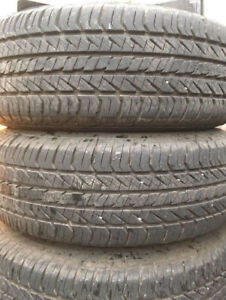 Ford TRANSIT CONNECT FOCUS TIRES RIMS 215/60r16 5x108 Full se