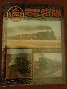 Canadian National Steam in Colour Vol. 2 Ontario & Western Lines