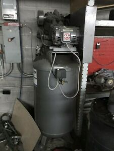 US MOTORS AIR CHAMP AIRCHAMP AIR COMPRESSOR MAKE US AN OFFER