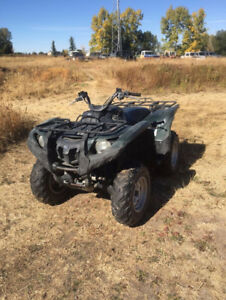 2007 Grizzly 700 Parts