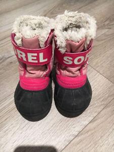 Size 4 Sorel Boots