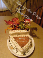 Thanksgiving Day Cakes