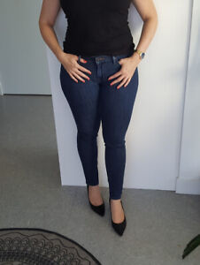Jeans skinny Levis 12 ans 20$