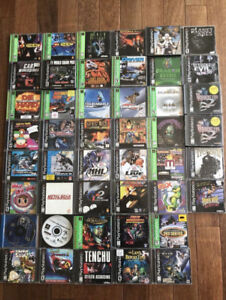 Playstation PS1 - Jeux / Games