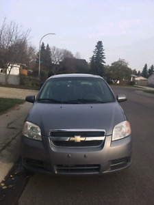 2007 Chevrolet aveo LT safetied and Etested!!