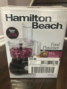 Hamilton Beach 70740 ChefPrep 8 Cup Food Processor