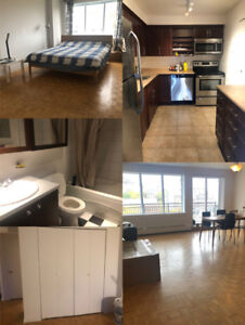 1 MONTH FREE/ close to McGill&Downtown, 3 1/2 lease transfer