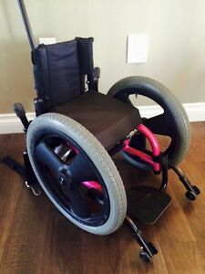 Quickie Kidz Wheelchair for toddler/preshooler
