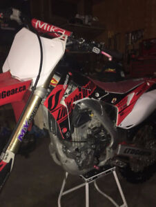 2015 crf 250r - For sale