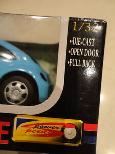 "Pair of Brand New 5"" Die cast VW New Beetle's.  Pull Back Action Kitchener / Waterloo Kitchener Area image 5"