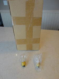I have 72 of these to sell -New 40 watt 120v Mushroom Type Bulbs Kitchener / Waterloo Kitchener Area image 2