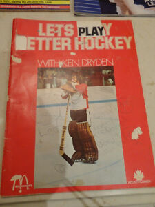 Selling 5 Vintage 1970's to 1991 Hockey Magazines $5 to $10/each Kitchener / Waterloo Kitchener Area image 2